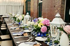 Table Decor | @Victoria Brown Clausen Florals