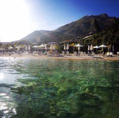 Barbati beach,Corfu,such a peaceful place!
