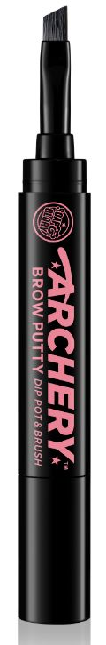 ARCHERY™ BROW PUTTY DIP & BRUSH - Thickens, tames and tints! #soapandglory