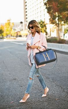Hello Fashion: Pastels in Fall