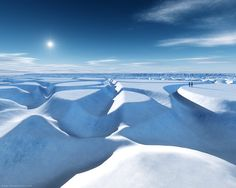 North Pole Arctic