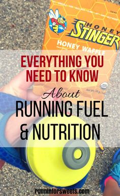 Getting ready for a training run and not sure what to do about long run fuel? These fueling tips will tell you everything you need to know about running fuel, food for marathon (and half marathon) training, running nutrition and give you some great ideas to get started. These fuel tips are essential for runners of all ability levels!