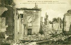 Amicarte 51 Reims: Reims 14-18 - 8h du matin, le 2 avril 1918