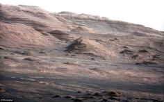 Untampered with: Curiosity is returning stunning images of an untampered Martian landscape - unless we have sent microbes to the planet