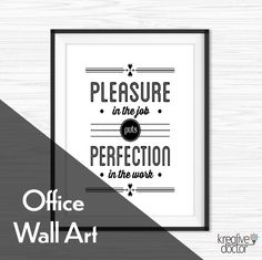 Poster Motivational Quotes Positive Words Office Inspirational Art Wall Verse 81