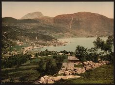 [Ulvik Hardanger, Hardanger Fjord, Norway]     Repository: Library of Congress Prints and Photographs Division Washington, D.C. 20540 USA http://hdl.loc.gov/loc.pnp/pp.print