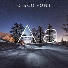 #sansserif #fonts #download - Disco Font  by Typografski: A incredible and breathtaking Sans Serif typeface, Disco is designed by digital professional and creative expert Typografski. You can use it for both personal and commercial projects. #font #typography #design #inspiration via @thefontex