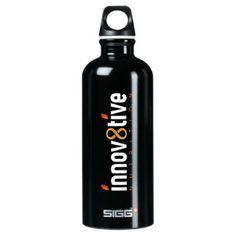 Innov8tive Nutrition Aluminum Water Bottle