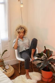About A Girl: Kassala Holdsclaw - Urban Outfitters - Blog