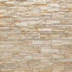 Ledgestone Stone Veneer Tan Grey More Contemporary Than