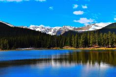 Echo Lake-Mt Evans Wilderness CO [OC] [6000x4000]