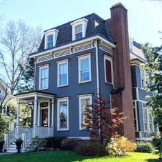 Drop-dead gorgeous colonial with a mansard roof in Cranford