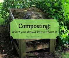 Learn what composting is and how it works. Find out how beneficial compost is to the garden.