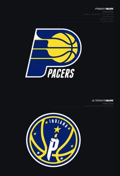 Pacers rebrand from Behance