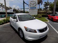 Cars for Sale: Used 2008 Honda Accord LX-P Sedan for sale in Delray Beach, FL 33483: Sedan Details - 458592348 - Autotrader