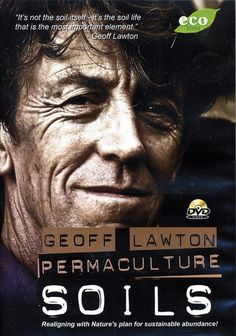 Geoff Lawton is a legend. Permacuture = Permanent Agriculture. It is to create a system of agriculture that is self sufficient, requires little to no work (by humans) to maintain, improves the land, and produces a product (food, wood, fiber, animals) that humans can use.