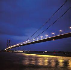 Humber Bridge again.