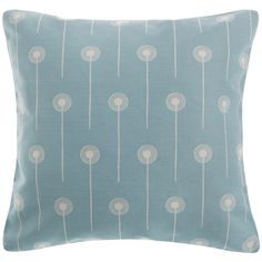 Dandelion Two - 45cm cushion cover