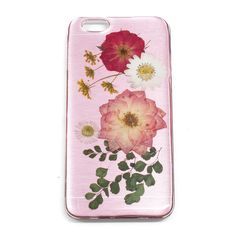 Pressed flower phone case. We have a variety of sizes to fit your phone in the shop.