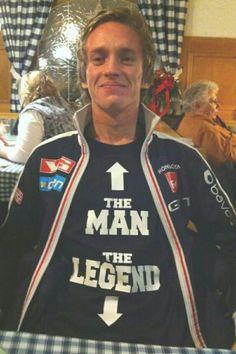 Jestem ciekawa jaka jest ta legenda