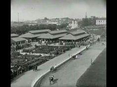 inauguração do Parque da Água Branca, 1929