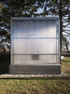 Galería de Estudio de arte Leff / TBD Architecture & Design Studio - 8