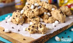 No-Bake Avalanche Cookies (With NEW VIDEO)