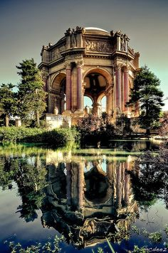 Incredible Pictures: Palace of Fine Arts, San Francisco