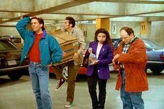 Seinfeld -- favorite show ever!!!