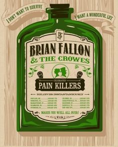 Brian Fallon & the Crowes: 1.12.16