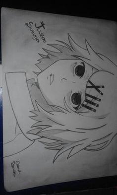 Drawing Hastra - Juuzou Suzuya- Tokyo Ghoul