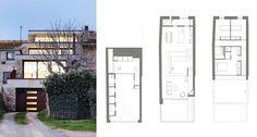 Casa entre medianeras en Casavells. 05 AM Arquitectura   aiarq arquitectura y diseño interior