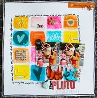 A Project by CharissaM from our Scrapbooking Gallery originally submitted 12/12/13 at 04:03 PM