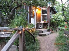 Check out this awesome listing on Airbnb: Secluded Eco-Cottage in Arcata