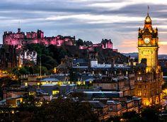 Edinburgh Castle, Scotland UK | Top 10 Tourist Attractions in Scotland