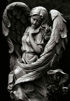 Art - Angel statue