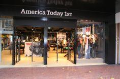 America Today Retailconcept