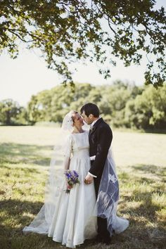 Sunshine and Corn Fields ~ A Charming, Old Fashioned and 'Eco Vintage' Somerset Farm Wedding...