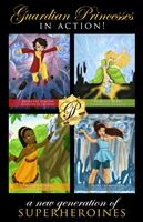 Guardian Princess Books for my girls to read