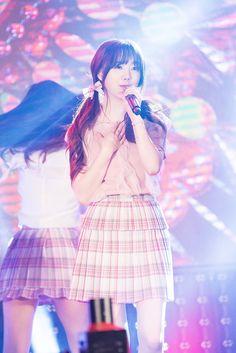 Kpop Girl Groups, Kpop Girls, Lovelyz Kei, Pig Family, Lee Soo, Woollim Entertainment, Incheon, Pink Outfits, K Idols