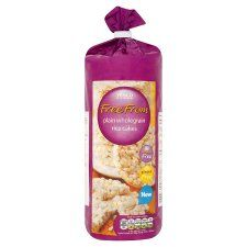 Tesco Free From Wholegrain Rice Cakes 130G - Groceries - Tesco Groceries