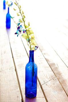 cobalt blue wedding ideas | beach wedding ideas | Photographer: ashfall mixed media, inc. | Event Planner: Special Moments@ltimari