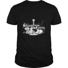 Awesome Tee Bluegrass Music Good Til The Last Note T Shirts