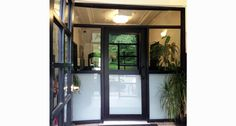 anodized aluminum french doors - Google Search