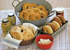 Assorted Homemade Boiled Breads recipes
