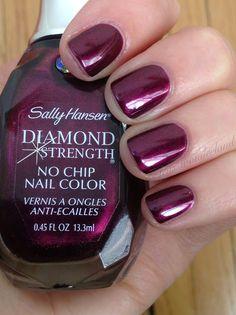 Sally Hansen nail polish in Save the Date