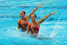 Brawl Erupts in Synchronized Swimming Event (kidding)
