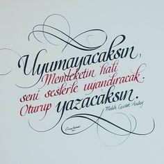 #melihcevdet#melihcevdetanday#siir#sair#edebiyat#kitap#kaligrafi#calligraphy#art#design#sanat#typography#tipografi#graphic#graphidesign#pilotparallelpen#otdergi#kafkaokur#istanbul#turkiye#nazimhikmet#cemalsüreya (Istanbul, Turkey)