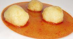 Gölődin avagy gombóc leves recept | APRÓSÉF.HU - receptek képekkel
