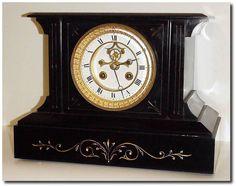 Vintage Spartus Cat Clock Mid Century Modern Retro